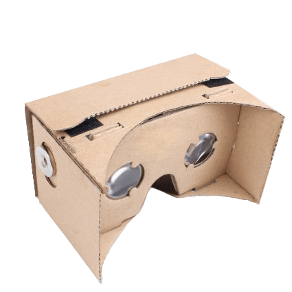 Google Cardboard HQ 3d Vr Virtual Reality