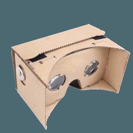 Google Cardboard HQ 3d Vr Virtual Reality