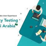 Usability Testing in Saudi Arabia