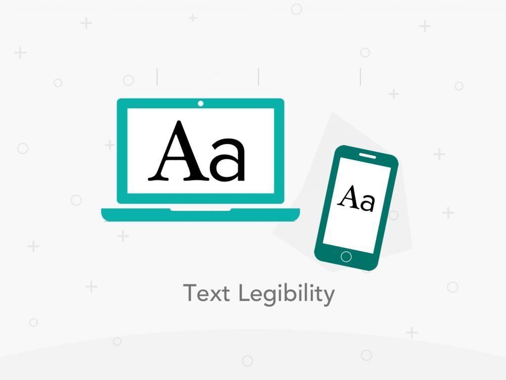 Text Legibility