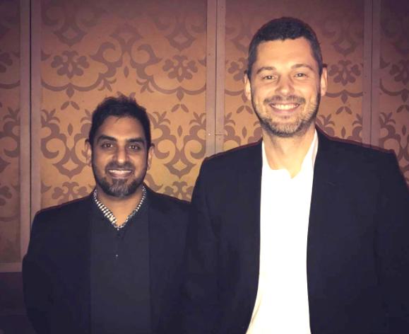 Nadeem Bakhsh and Sebastian Stricker