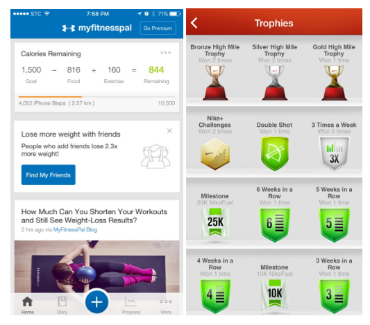 Gamification in Mobile Apps