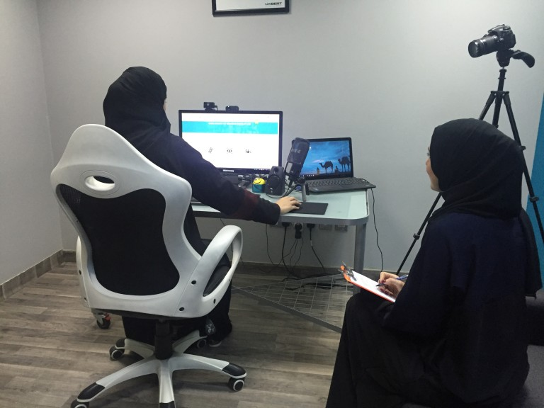 In-house specialist recruiters mean you test your designs with real Saudi users